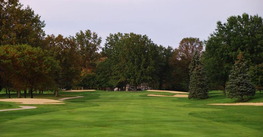 Hole #16 